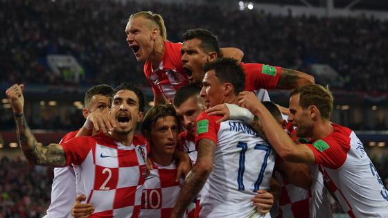 又见乌龙魔笛射点 克罗地亚2-0击败尼日利亚