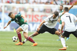 Mexico stun champions Germany 1-0 in World Cup opener