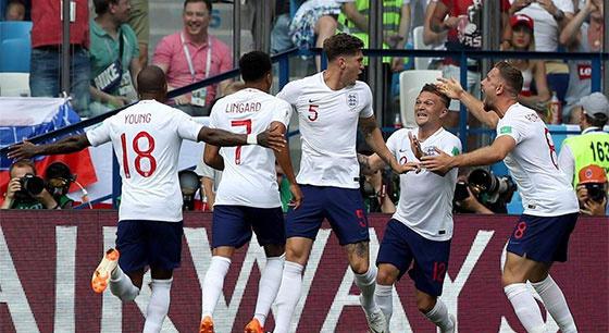 【世界杯】G组:巴拿马队对阵英格兰队