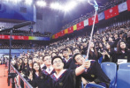 3313名北大学子被授予学位