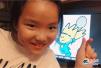 南京8岁女孩作诗为2018羽毛球世锦赛打call