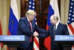 特朗普突邀普京访美 美媒:美国外交已死