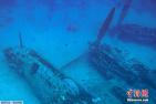 二战战斗机残骸被发现