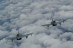 英国空军宣称拦截6架俄军战机 俄国防部:我们根本就没去