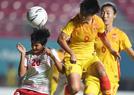 中国女足16比0