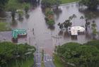 飓风暴雨侵袭希洛镇