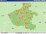 河南本周有两场雨:周四降雨前局地会遭遇35℃的高温天