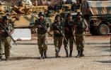 外媒:土耳其增兵叙利亚边境 声称为应对难民潮