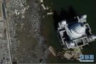 航拍印尼地震海嘯災區