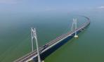 港珠澳大橋正式開通 滄海變通途