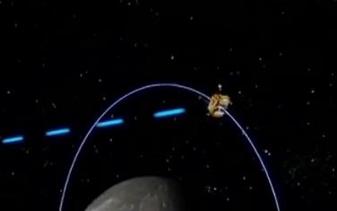 嫦娥四号探测器成功发射 昨天下午进行第二次轨道修正