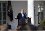 """为筹""""造墙费"""" 特朗普宣布美国南部边境出现""""国家紧急状态"""""""