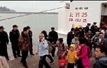 广西北海近海搁浅游船已成功脱浅 旅客平安下船