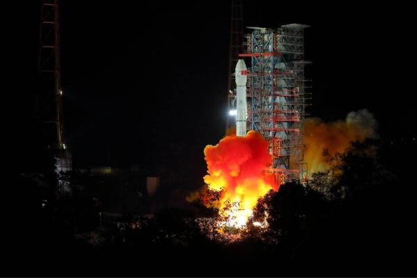 中國成功發射第四十四顆北斗導航衛星
