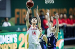 祝贺!中国女篮80:52大胜韩国队 打进亚洲杯决赛