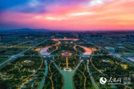 壮丽70年·河南创造的70个第一: