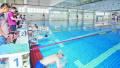 厦门中招体育第二阶段考试昨开考 泳池里十个考生五个胖