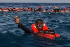 地中海难民船失事
