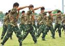 高中学生参加军事训练情况 将记入综合素质档案