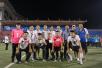 """我校男子足球队在2017年内蒙古自治区""""主席杯""""校园足球四级联赛(超级组)中荣获冠军"""