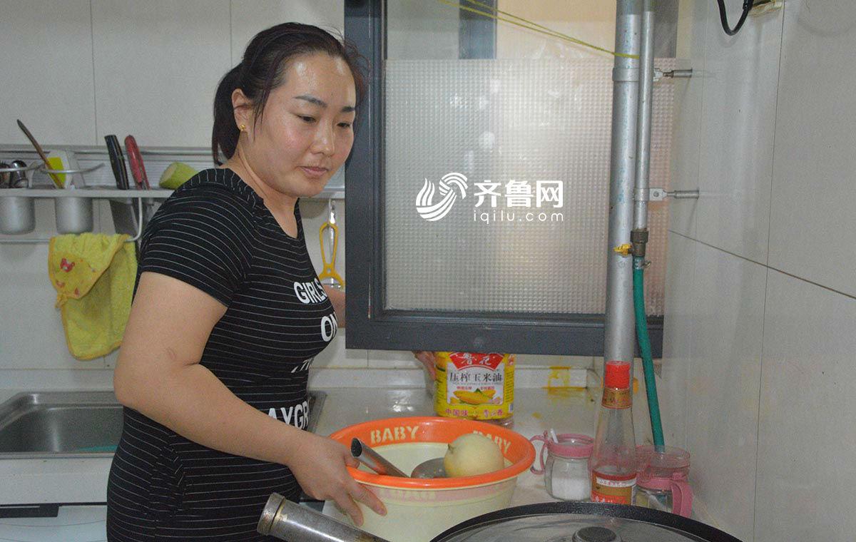 济南250户居民安装厨余垃圾就地处理器
