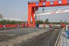 鲁南高铁创造高铁建设新速度!施工速度再刷记录