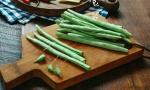 橄榄菜四季豆,下饭神器!专治没胃口