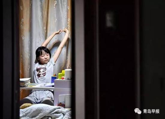 中考:一位青岛父亲镜头下一年的紧张与焦灼