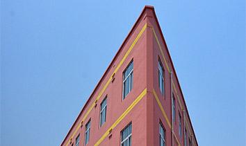 郑州纸片楼