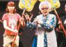 百岁老人戴绮霞台北演出,惊动了杭州102岁宋宝罗