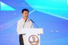 王健林现身哈尔滨出席万达城开业仪式 债市风波后首露面