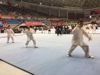 四千人参加浙江国际传统武术比赛,最大86岁最小2岁