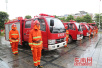 平和县为全县所有乡镇配备专职消防队伍及消防车辆