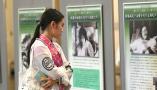 广岛举行南京大屠杀展览 侵华日军后代讲述历史