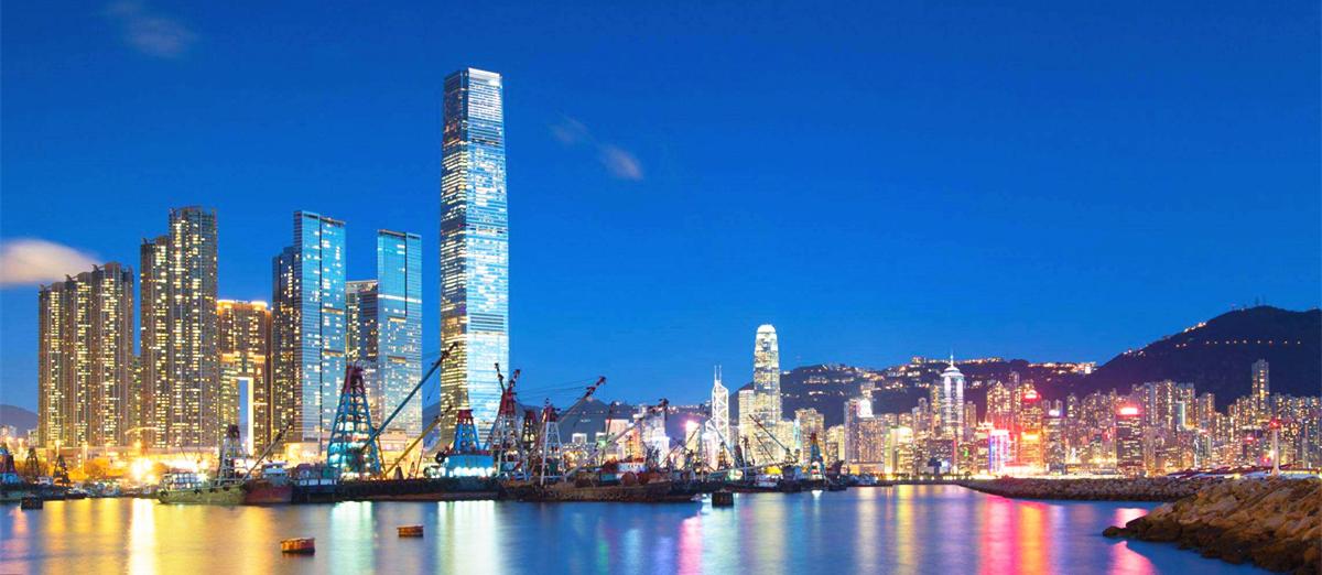 东方之珠——香港