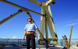 """""""时代匠人""""陆建新:从测量员到一流钢结构专家"""