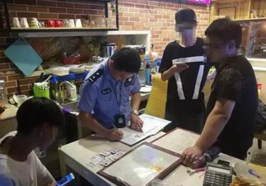 嘉興警方對網吧開出反恐罰單:上網者身份證資訊與登記不符