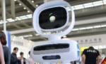 深圳造机器人亮相