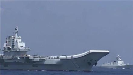 海军 航母编队体系化训练逐步常态化