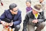 做雪域高原上的浙江雪松 美院校友扎根西藏执教20年