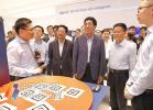 吉林省党政代表团来甬考察 共商交流合作与扶贫协作大计