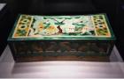 南京举办瓷枕展