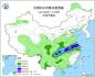 重庆湖北河南等5省有暴雨 北方升温超南方