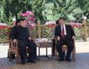 在这个问题上 中国得到多国领导人的赞赏和感谢