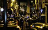 【组图】法国巴黎发生持刀袭击事件至少1人死亡