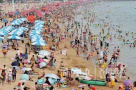 仰口浴场7月纳客 青岛9大海水浴场开放时间定了