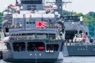 日训练舰不输主战军舰