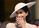 王妃新婚后首现身