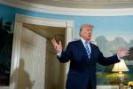 特朗普执政500天发推炫耀政绩:同期成就胜过所有美国总统