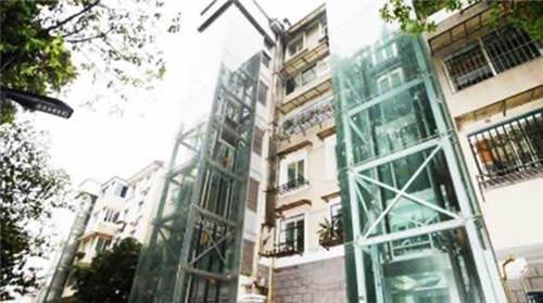 """江苏老旧小区加装电梯仍很难 问题究竟""""卡""""在哪里"""
